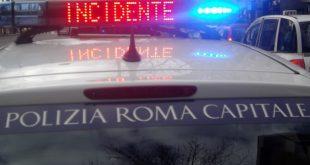 A24, incidente mortale all'altezza di Portonaccio