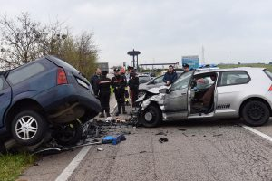 Boretto incidente mortale tra auto e camion
