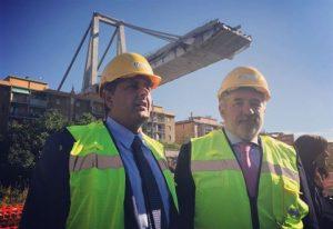 Genova, il nuovo ponte potrà essere ricostruito entro Natale 2019