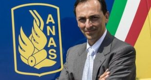 Anas, ad Armani rassegna le sue dimissioni