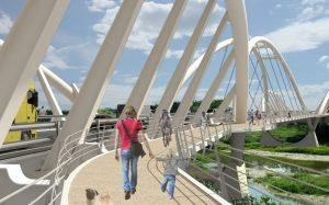 Approvata delibera per nuovo ponte su fiume Serchio