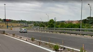 Roma, incidente Viadotto del Giubileo del 2000