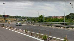 Roma, incidente Viadotto del Giubileo del 2000