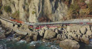 Maxipasserella in tempi record per il Comune di Portofino