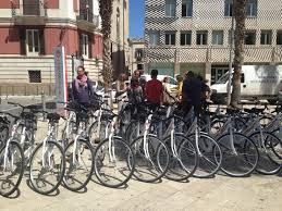 Mobilità sostenibile, tutti in bicicletta a Bari